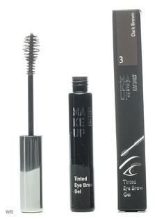 Гели для бровей Make up factory