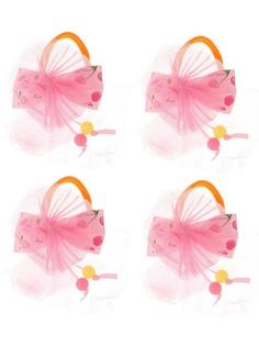 Резинки Радужки