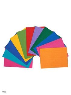 Цветная бумага Канц-Эксмо