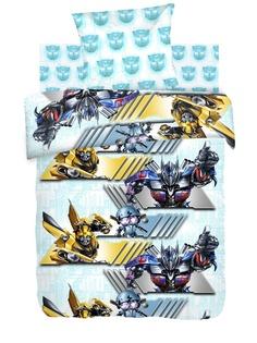 Постельное белье Transformers