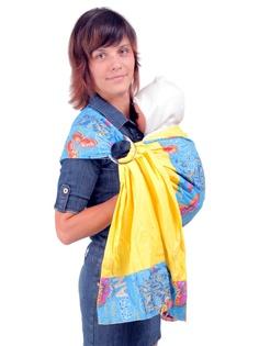 Слинг-шарфы Чудо-Чадо