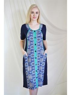589a6a3eb6a2 Купить женские халаты на пуговицах в интернет-магазине Lookbuck ...