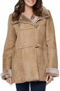 sheepskin coat Jean Guise
