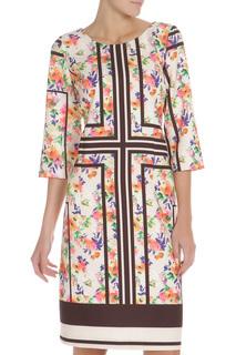 Платье с цветочным принтом Evita
