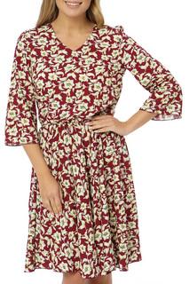 Платье с рукавами в 3/4 Gloss