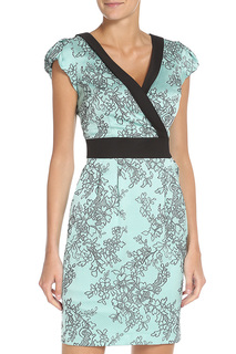 Платье с запахом Stella Di Mare