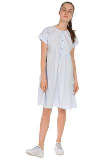 Платье на пуговицах спереди MODA MILANO