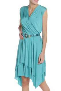 Ассиметричное платье с запахом Caterina Leman