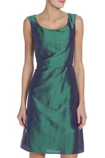 Вечернее платье с круглой горловиной Caterina Leman