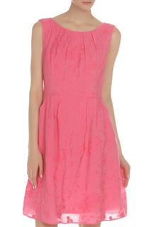 Платье без рукавов с выбитым узором STEILMANN