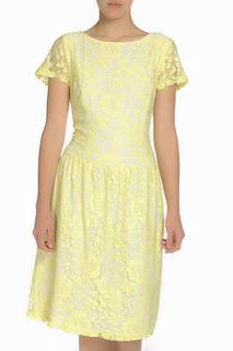 Гипюровое платье с короткими рукавами STEILMANN