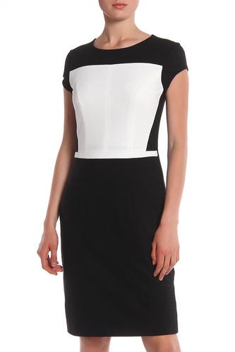 Приталенное платье для деловой встречи Apanage