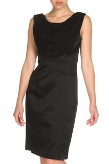 Элегантное платье с объемным воротом Apanage
