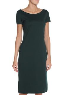 Классическое платье-миди Prada