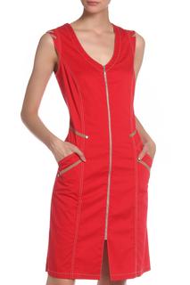 Платье на молнии с двумя карманами PAZ TORRAS