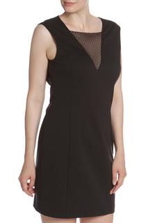 Классическое платье с V-образным вырезом Pinko