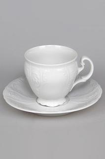 Чашка с блюдцем 140мм Bohemia