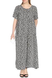 Платье-макси свободного покроя Shalle