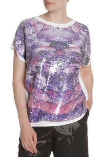 Блуза с пайетками Pinko