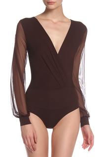 Боди-блузка MOREMIO
