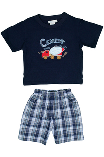 Кофта короткий рукав, шорты Ohm&Emmy Ohm&Emmy