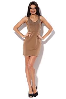 Платье-мини без рукавов Clairvoyant