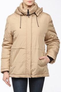 Куртка на синтепоне прямая YETONADO
