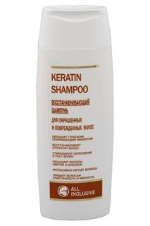 Keratin shampoo шампунь All Inclusive