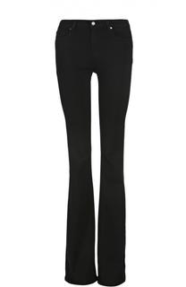 Расклешенные джинсы с карманами Paige
