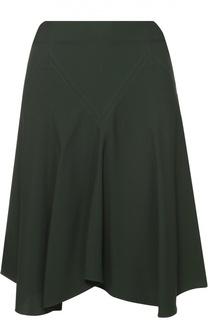 Мини-юбка асимметричного кроя Chloé