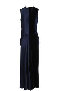 Платье прямого кроя без рукавов Stella McCartney