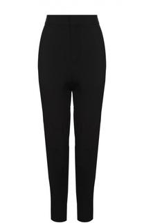 Укороченные брюки прямого кроя с завышенной талией Chloé