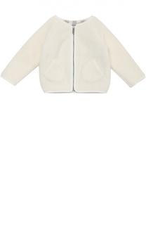 Пальто с накладными карманами Burberry
