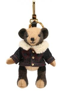 Брелок Thomas Bear в куртке Burberry