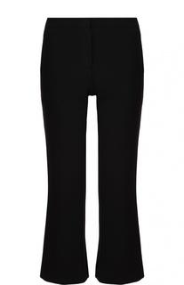 Укороченные расклешенные брюки с карманами Burberry