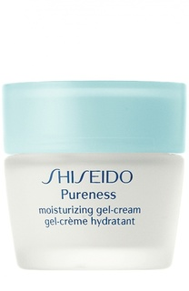 Увлажняющий гель-крем Pureness Shiseido