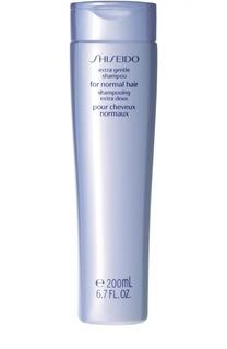 Мягкий шампунь для нормальных волос Extra Gentle Hair Care Shiseido