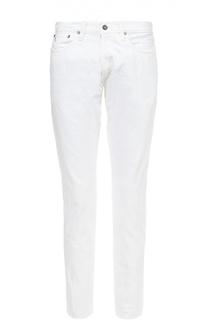 Хлопковые зауженные джинсы Polo Ralph Lauren