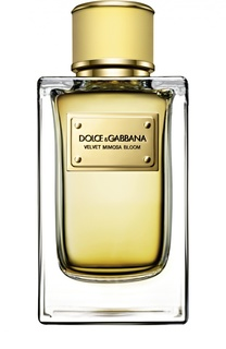 Парфюмерная вода Velvet Collection Mimosa Dolce & Gabbana