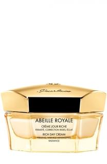 Насыщенный дневной крем Abeille Royale Guerlain