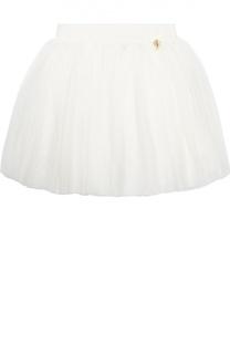 Многослойная юбка с декором Angel's Face