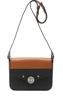 Двухцветная сумка Clessidra Coccinelle