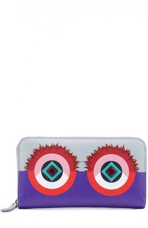 Бумажник 2Jours на молнии Fendi