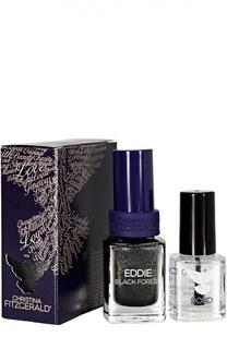 Лак для ногтей Eddie + Bond-подготовка Christina Fitzgerald