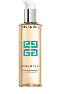Масло для снятия макияжа с лица и глаз Clean It Silky Givenchy