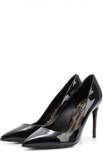 Лаковые туфли Kate на шпильке Dolce & Gabbana