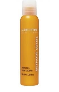 Шампунь для поврежденных солнцем волос La Biosthetique
