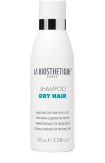 Мягко очищающий шампунь для сухих волос La Biosthetique