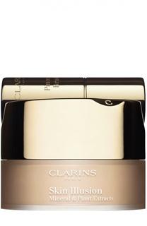 Минеральная рассыпчатая пудра Skin Illusion, оттенок 109 Clarins