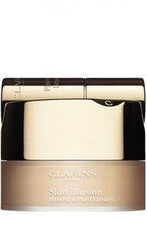 Минеральная рассыпчатая пудра Skin Illusion, оттенок 108 Clarins